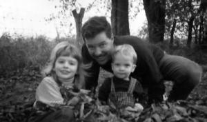 Rachel, Tom, and Christopher