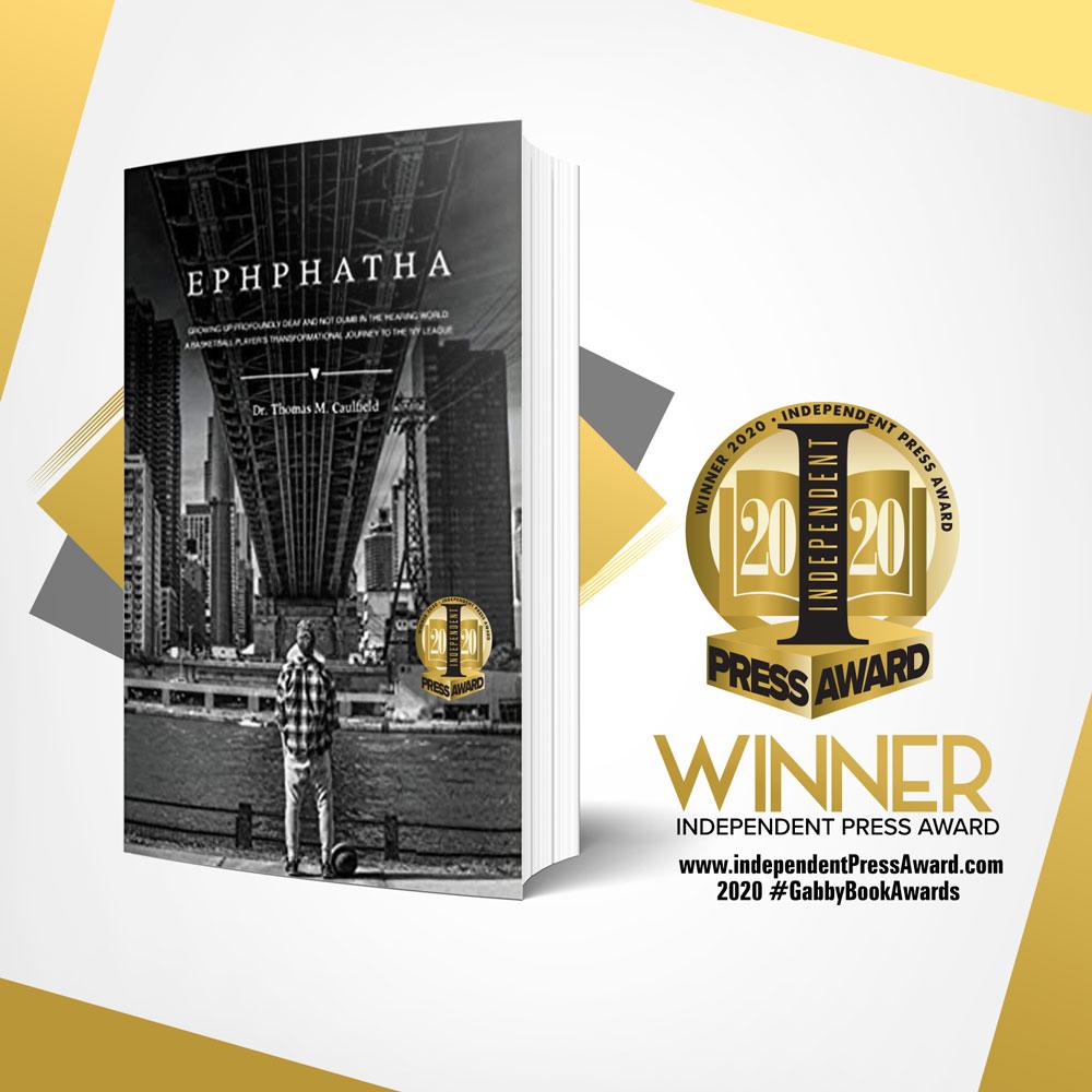 Gold Winner, Independent Press Award